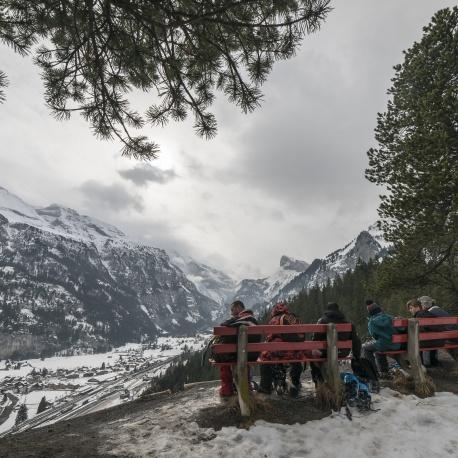 Höh Snowshoe Tour