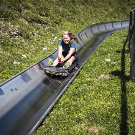 Summer Sled Run 'Rodelbahn'
