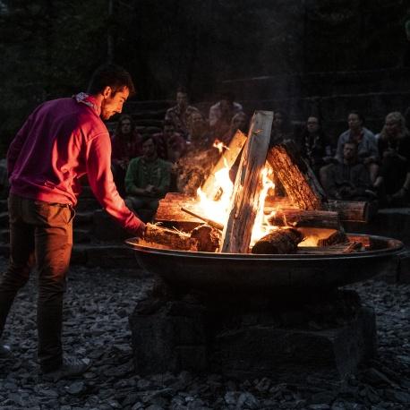 Rovers Campfire Yarn