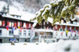 Christmas at Kandersteg International Scout Centre