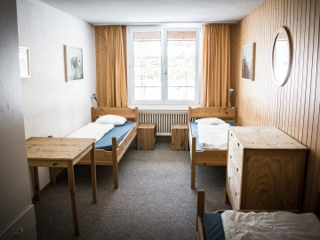 Room Kandersteg International Scout Centre