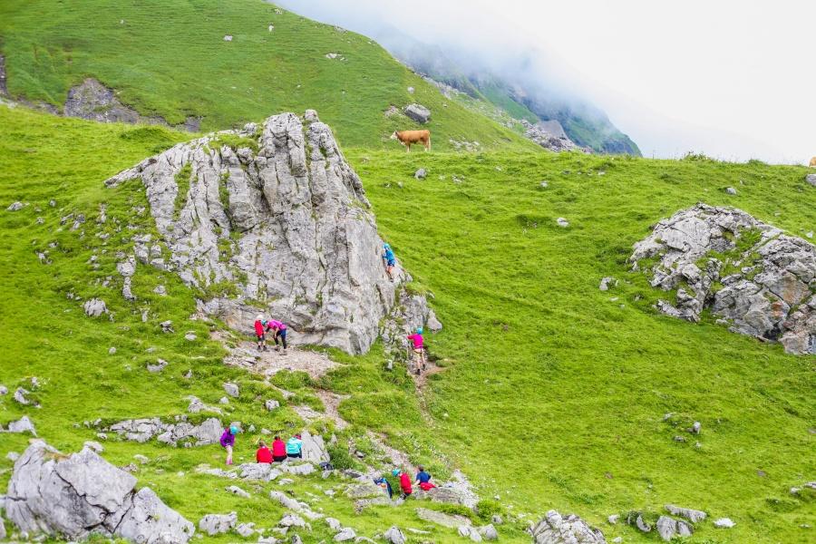 Three Valleys Hike'n'Climb 1