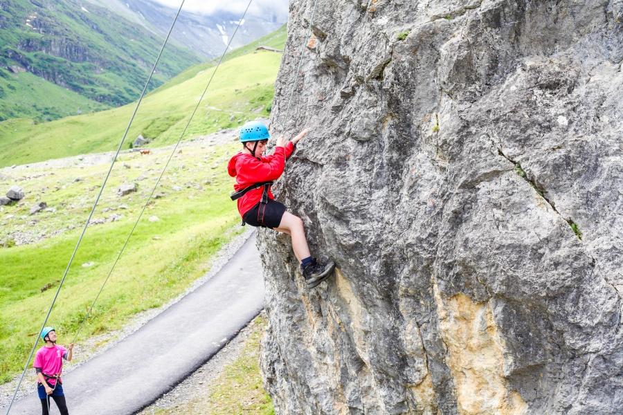 Three Valleys Hike'n'Climb 0