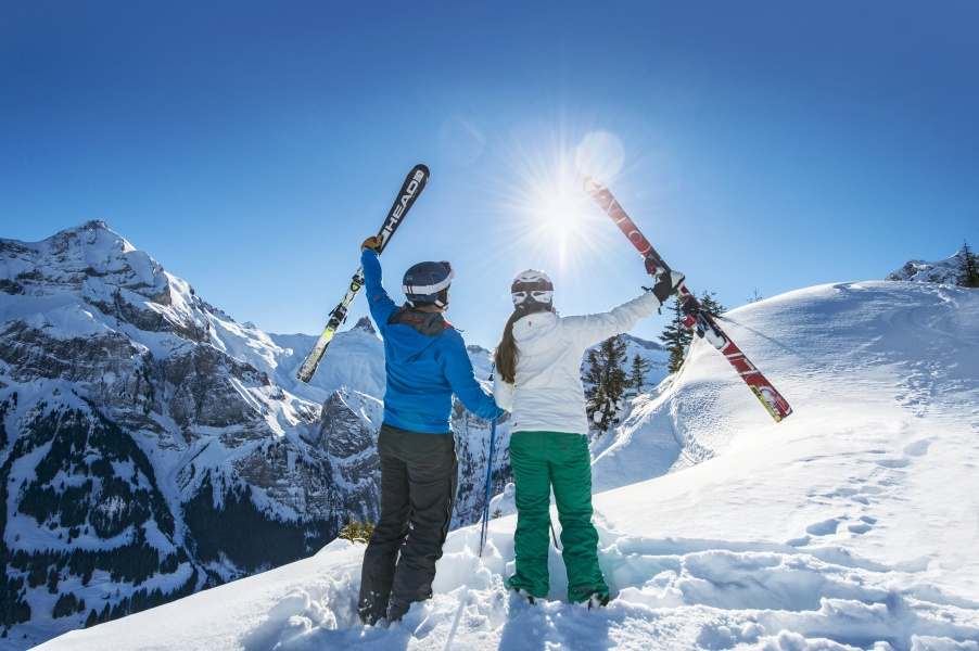 Guided Skiing / Snowboarding - Adelboden 0