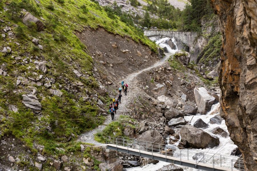 Evolving Alps Hike 1