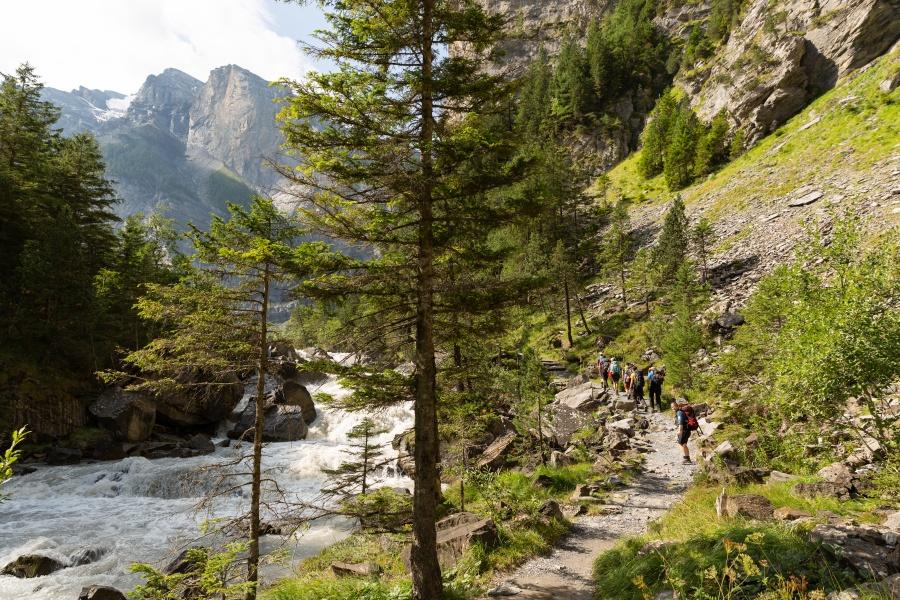 Gasterntal Hike 2