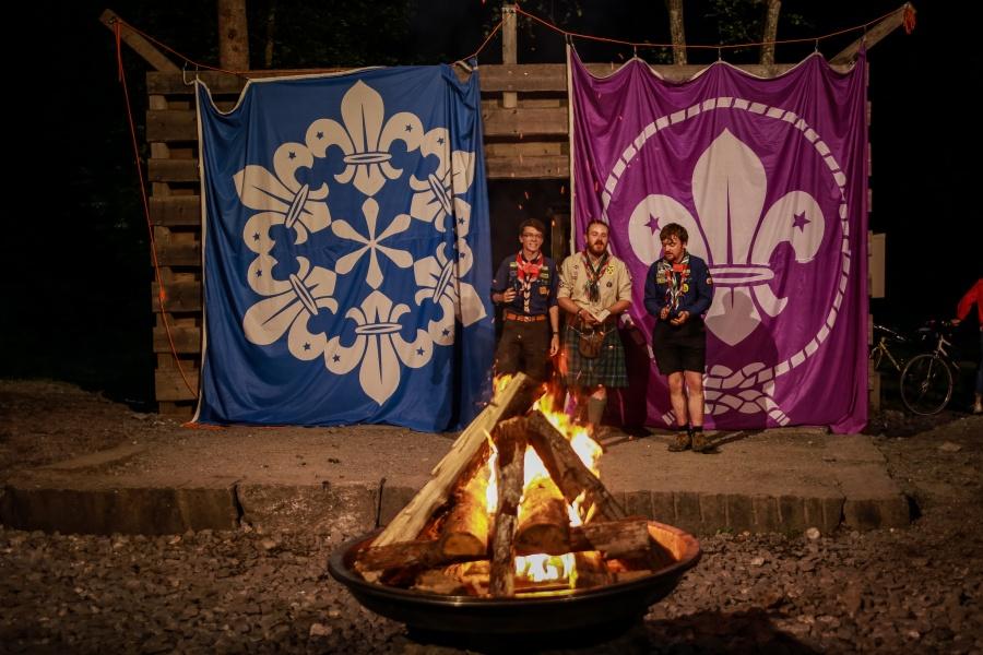 Rover's Campfire Yarn 1
