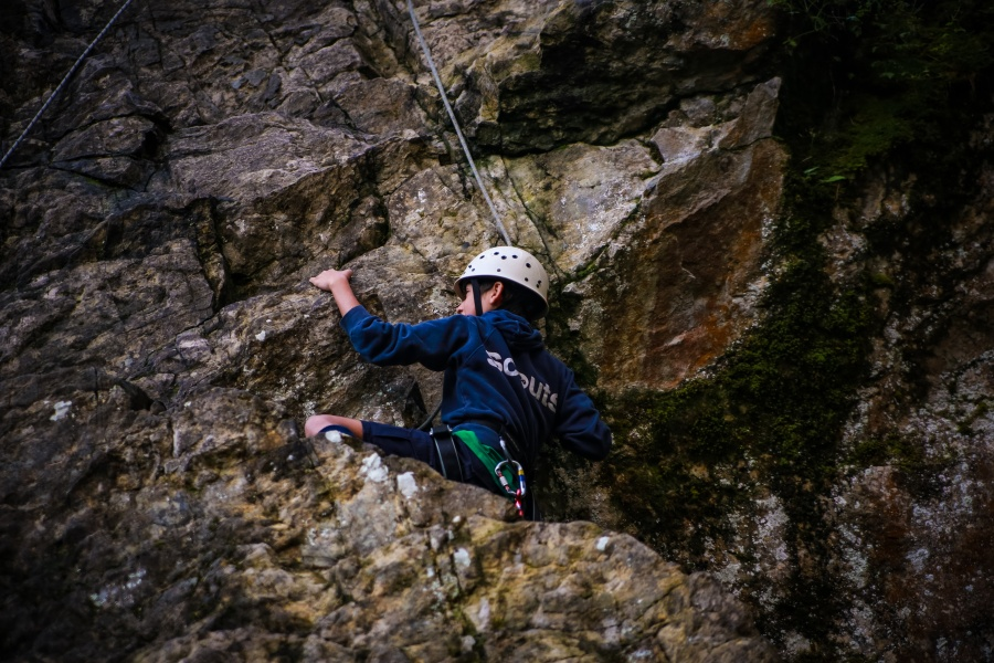 Beginners Abseiling 0