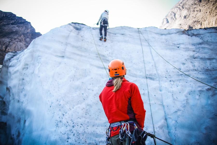 Snow & Ice Challenge 1