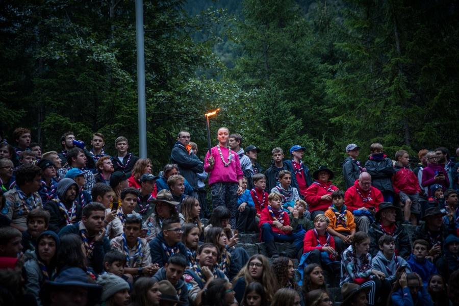 International Campfire 0