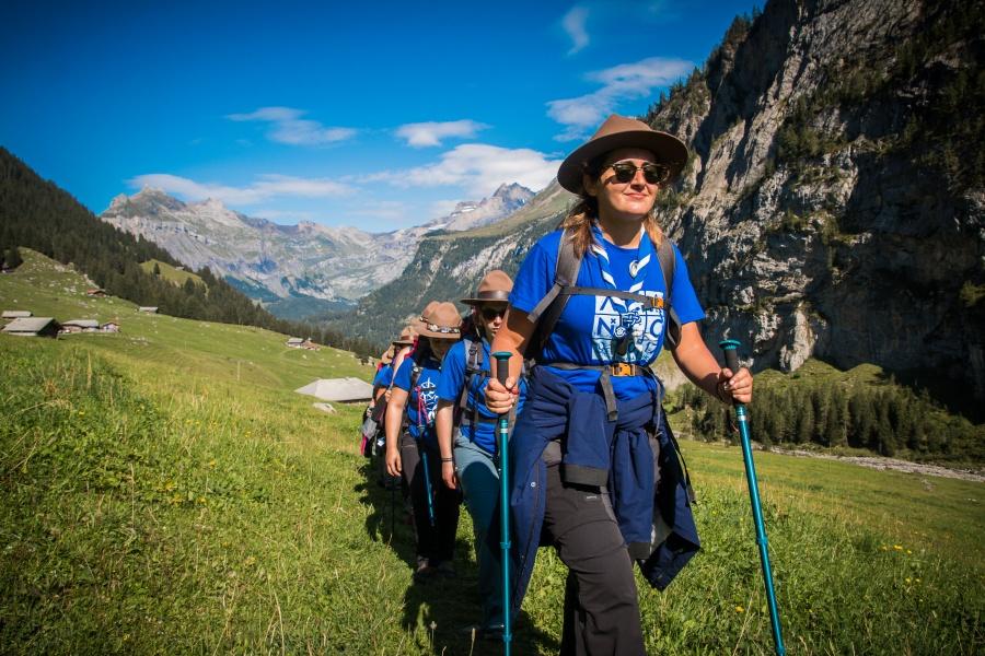 Bunderspitz & Three Valleys Combo Hike 1