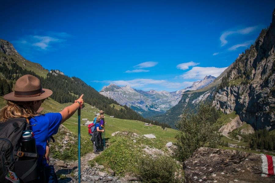 Three Valleys Hike'n'Climb 2