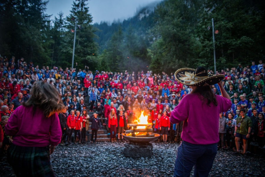 International Campfire 1