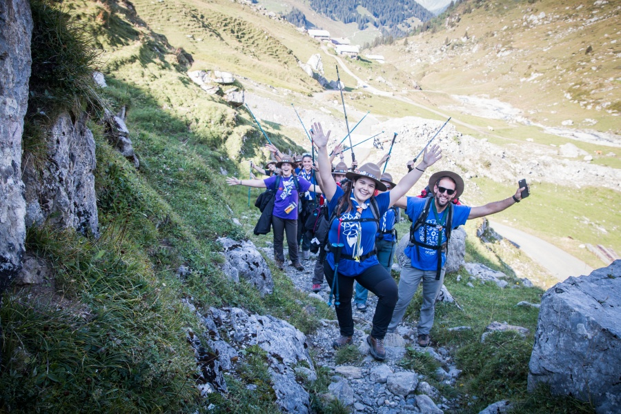 Three Valleys Hike 2