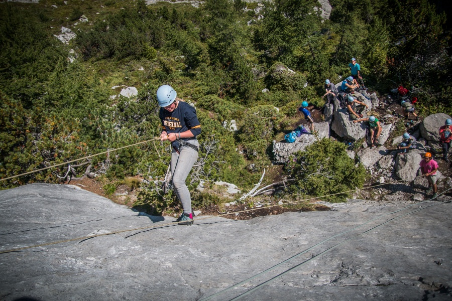 Winteregg Climbing Course 1