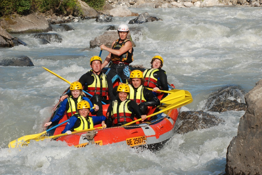 Lütchine River Rafting 2
