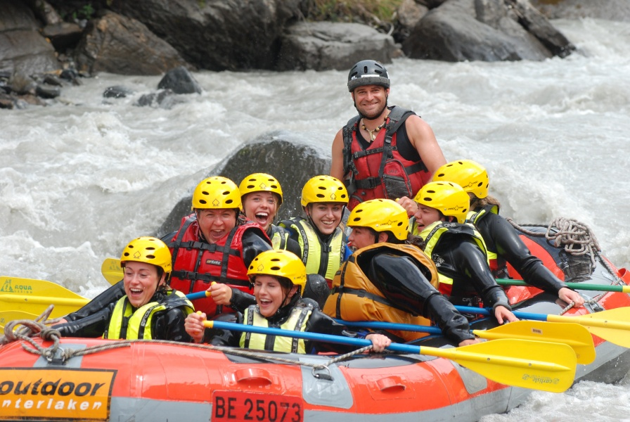 Simme River Rafting 0