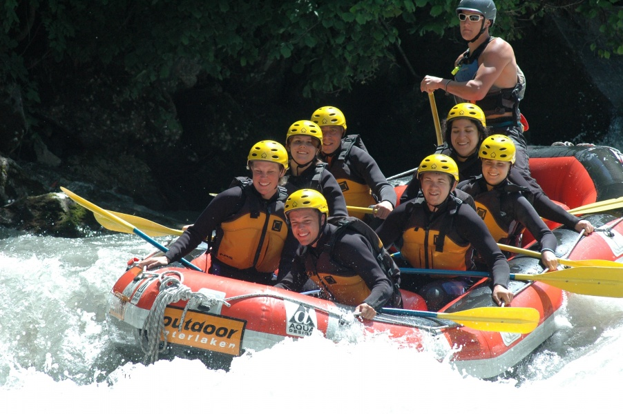 Simme River Rafting 2