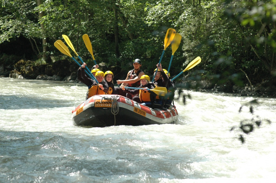 Simme River Rafting 1
