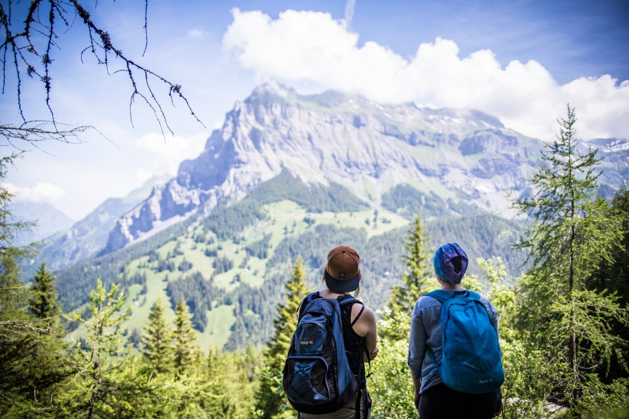 Doldenhorn Hut Hike 2