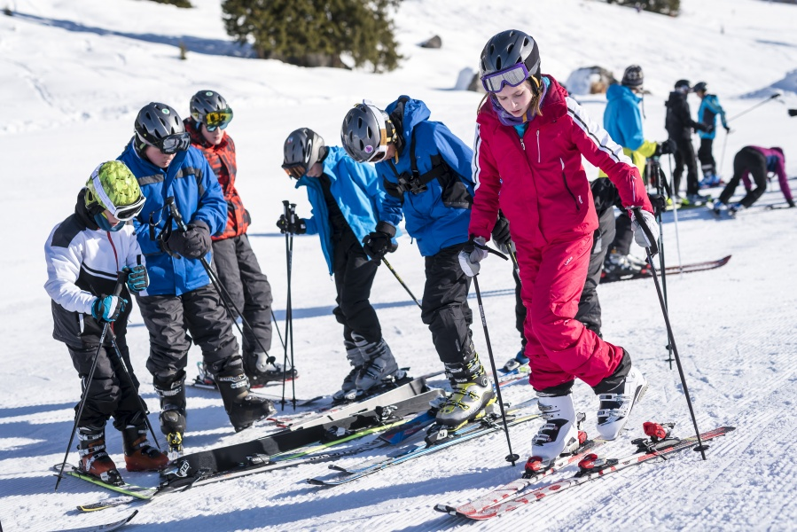 Private Ski / Snowboard Lesson  - Kandersteg 2