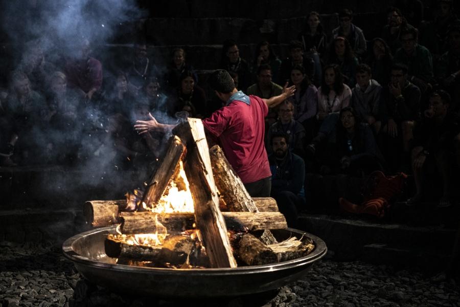 Rover's Campfire Yarn 0