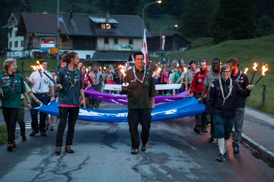 CAUTION! This article might contain inspiration to apply for Director of the World Scout Centre 10