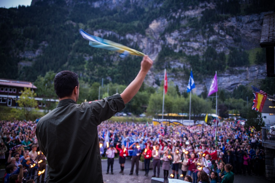 CAUTION! This article might contain inspiration to apply for Director of the World Scout Centre 11