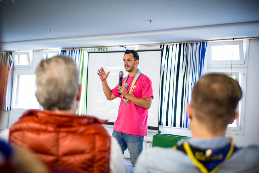 CAUTION! This article might contain inspiration to apply for Director of the World Scout Centre 7