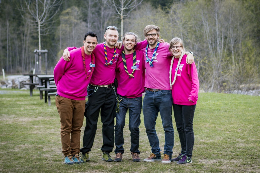 CAUTION! This article might contain inspiration to apply for Director of the World Scout Centre 9