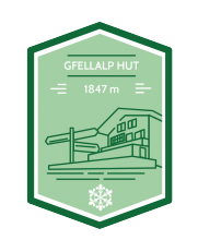 Scout Badge Gfellalp