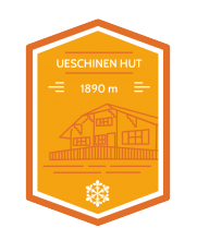 Scout Badge Ueschinen