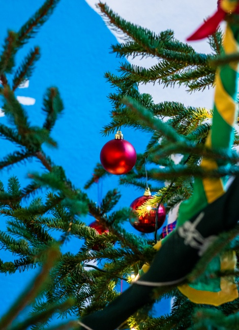 Celebrate Christmas & New Year in the Swiss Alps