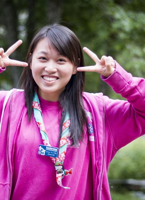 Why volunteer at KISC