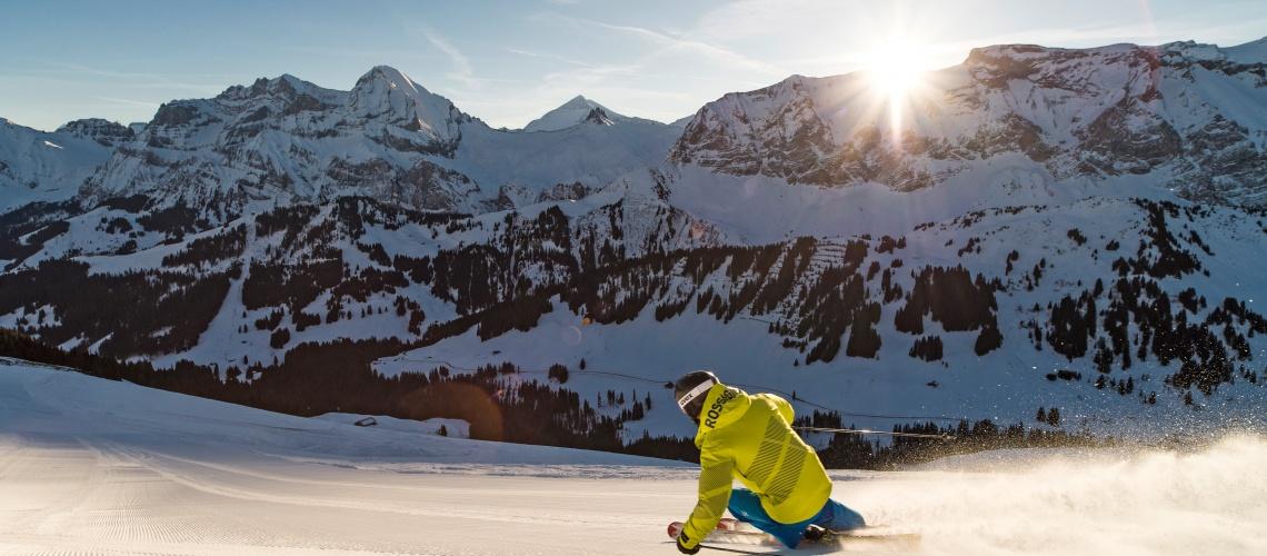 Ski Pass Adelboden