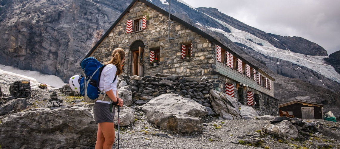 Fründen Hut Hike