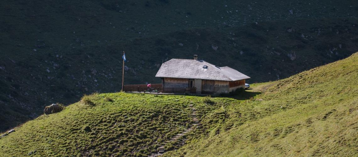 Overnight Ueschinen Hut