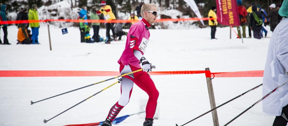 Cross Country Skiing | Kandersteg International Scout Centre