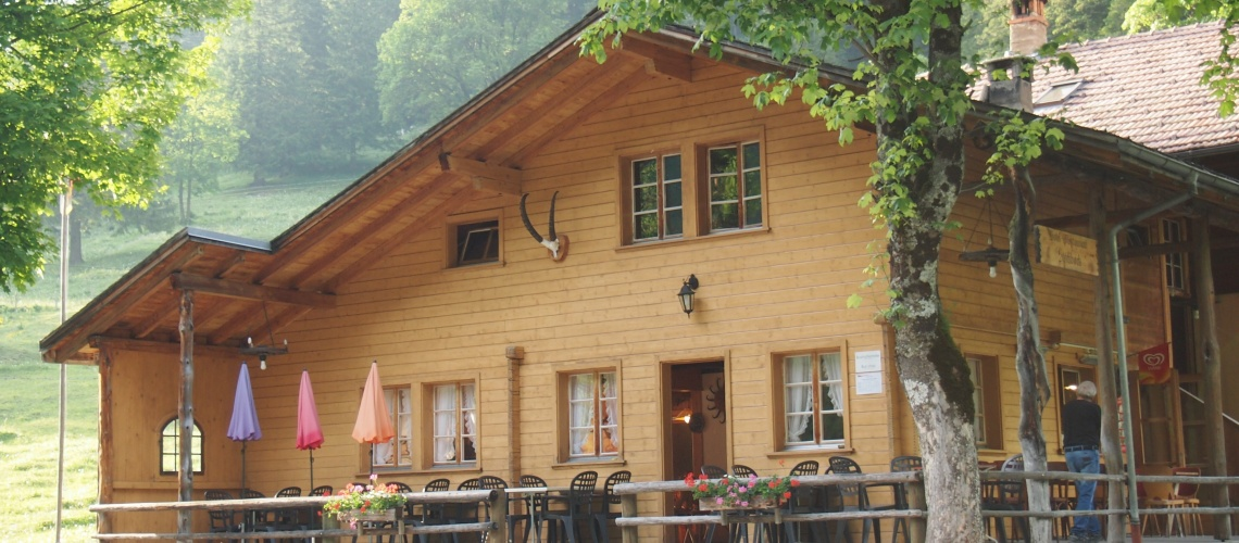 Steinbock Hotel, Swiss, Gasterntal