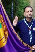 Ivan, Scout, Flag