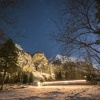 Winter Light Trail 2 small