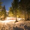 Winter Light Trail 0 small